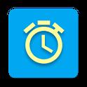 Alarm Clock + Timers/Stopwatch icon