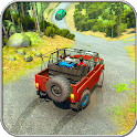 Offroad Jeep Driving & Racing icon