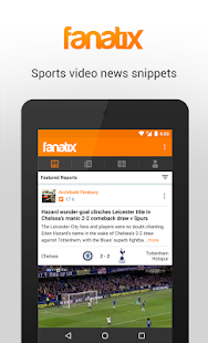 fanatix- screenshot thumbnail