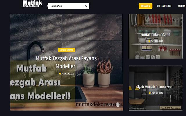 mutfakdekorasyonu.net