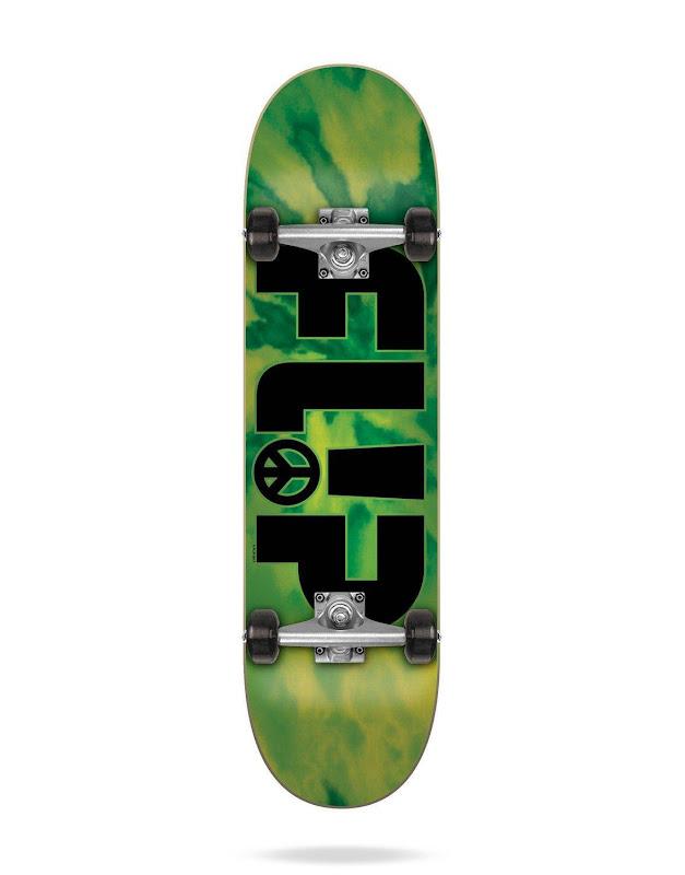 FLIP - ODYSSEY PEACE GREEN 8.0