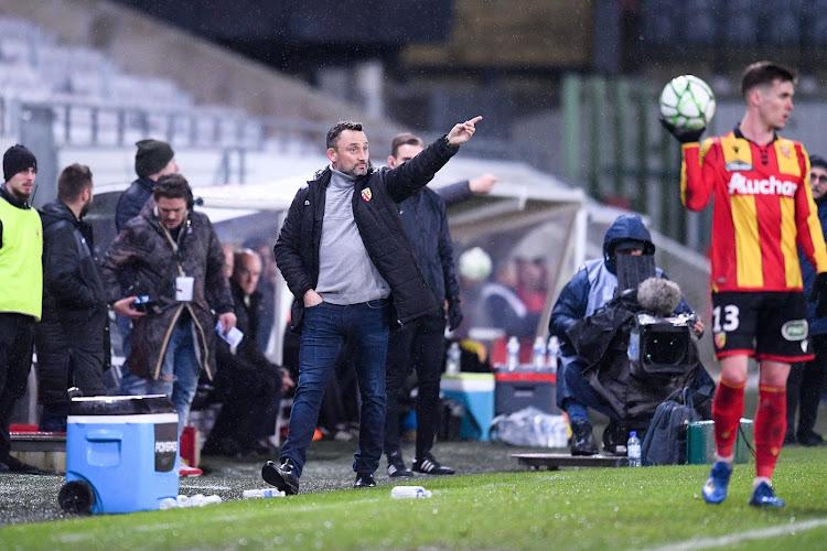 Franck Haise prolonge à la tête du RC Lens