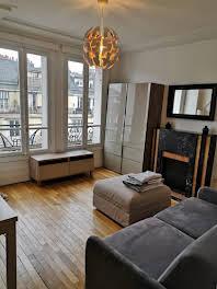 Studio meublé 23,31 m2