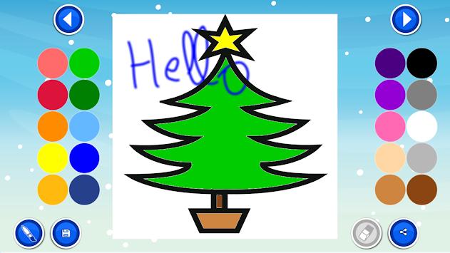 Download Mewarnai Pohon Natal Apk Versi Terbaru Game Untuk Perangkat