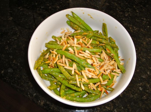 Green Bean Saute Recipe