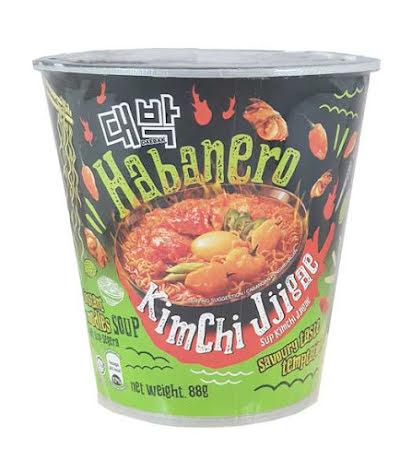 Habanero Kimchi Jjigae 88g