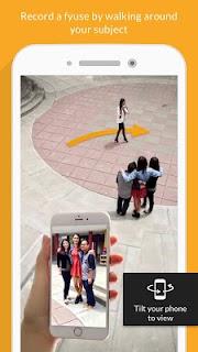 Fyuse - 3D Photos screenshot 06