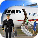 Airplane Real Flight Simulator 2020 : Plane Games icon