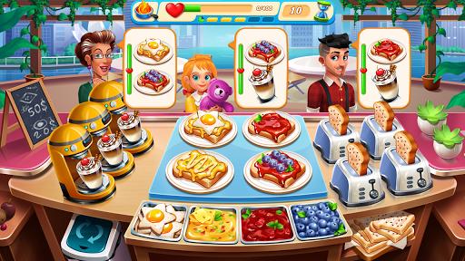 Cooking Marina - fast restaurant cooking games 1.2.03 screenshots 3