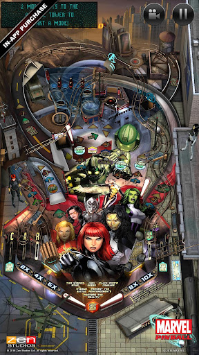 Marvel Pinball - screenshot