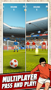 Flick Kick Football Screenshot 3