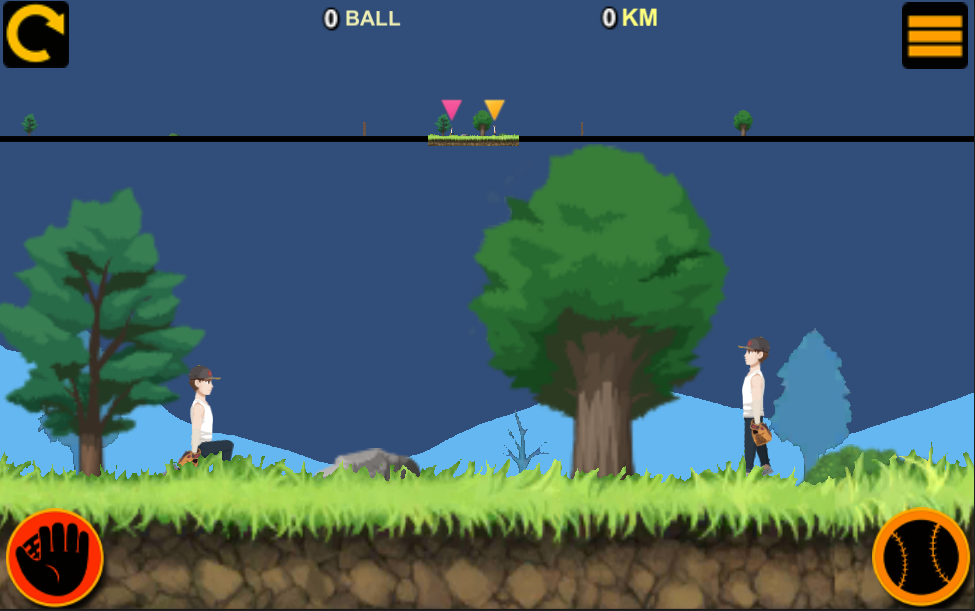 Kill Ball- screenshot