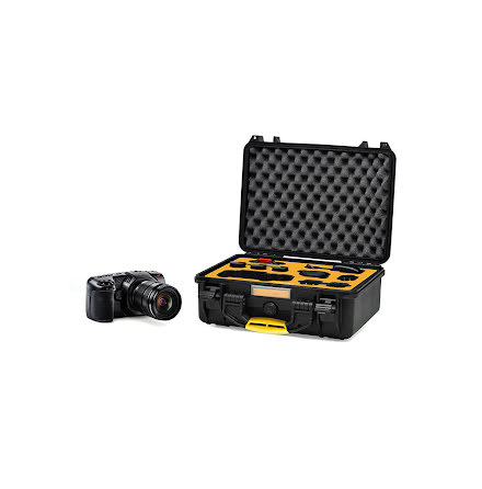 Case HPRC 2400 for Blackmagic Pocket 4K