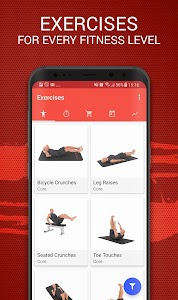 Spartan Six Pack Abs Workouts PRO - 90% DISCOUNT 3.0.6 (Paid)