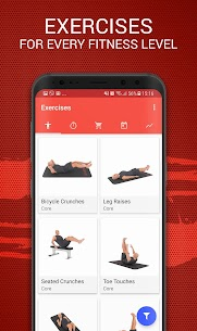 Spartan Six Pack Abs Workouts PRO (Cracked) 6