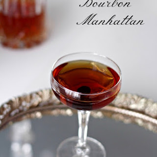 Bourbon Manhattan.
