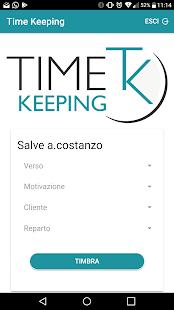 Timekeeping - náhled