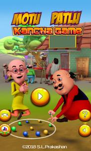 Motu Patlu Kanche Game 1