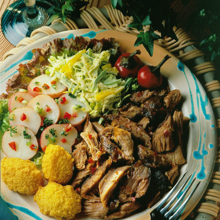 Carolina Barbecue Recipe