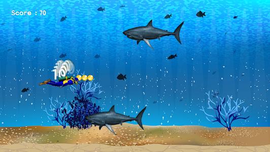 Shark Attack screenshot 0