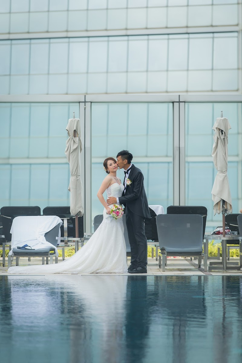Wedding photo published by Cola Chan on 29 June 2016 on