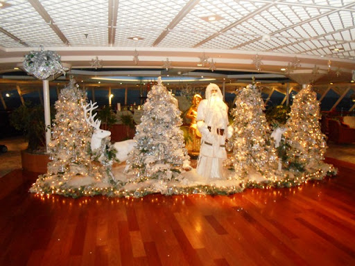 A holiday cruise on Crystal Cruises Serenity