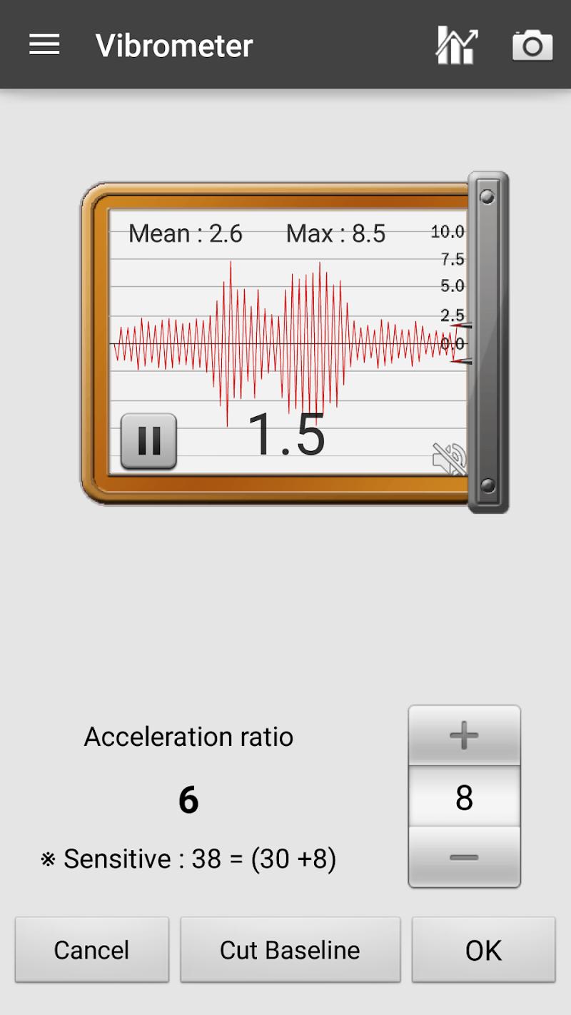 Sound Meter Pro Screenshot 5