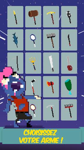 Code Triche Smash Z'em All APK MOD (Astuce) screenshots 2