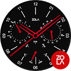 Midnight Black Watch Face icon