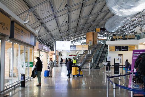 Patagonia Torres del Paine Itinerary Punta Arenas Airport