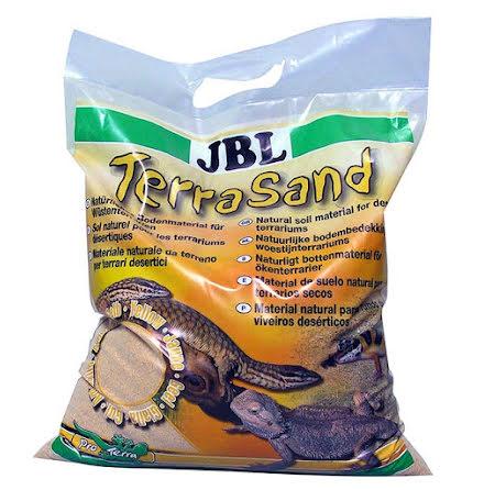 JBL Terrasand Natural Yellow 7,5kg 5 Liter