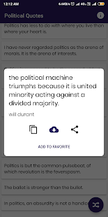 Download Political Quotes and Sayings For PC Windows and Mac apk screenshot 2