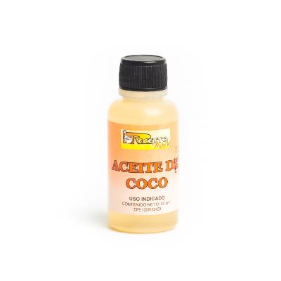 Aceite De Coco Rcm X 30 Ml