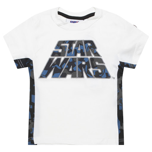 Primary image of Fabric Flavours Stars Wars T-shirt
