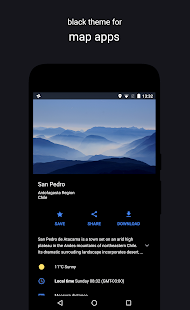 Swift Black Substratum Theme +Oreo & Samsung theme - náhled