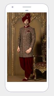 Latest Man Royal Sherwani 2017 - náhled