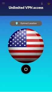USA VPN  – Free VPN  Proxy : Unblock Sites App Download For Android 2