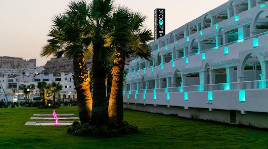 Hotel Moon Aguadulce, un paraíso en un enclave único