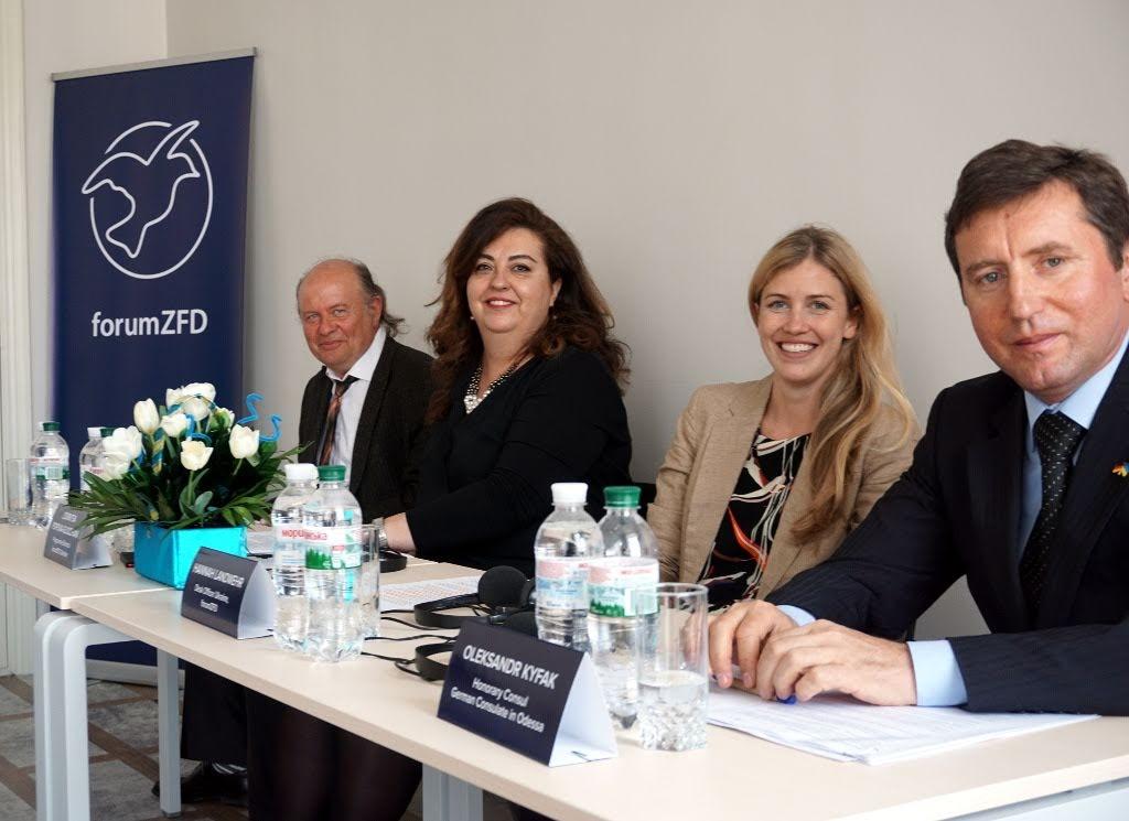 Офіційне відкриття офісу forumZFD в Одесі