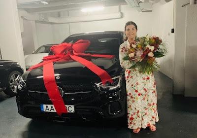 Cristiano Ronaldo doet zijn moeder een peperdure Mercedes cadeau