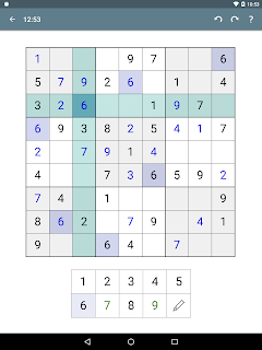 Sudoku screenshot 14