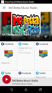 MO'Betta Music Radio- screenshot thumbnail