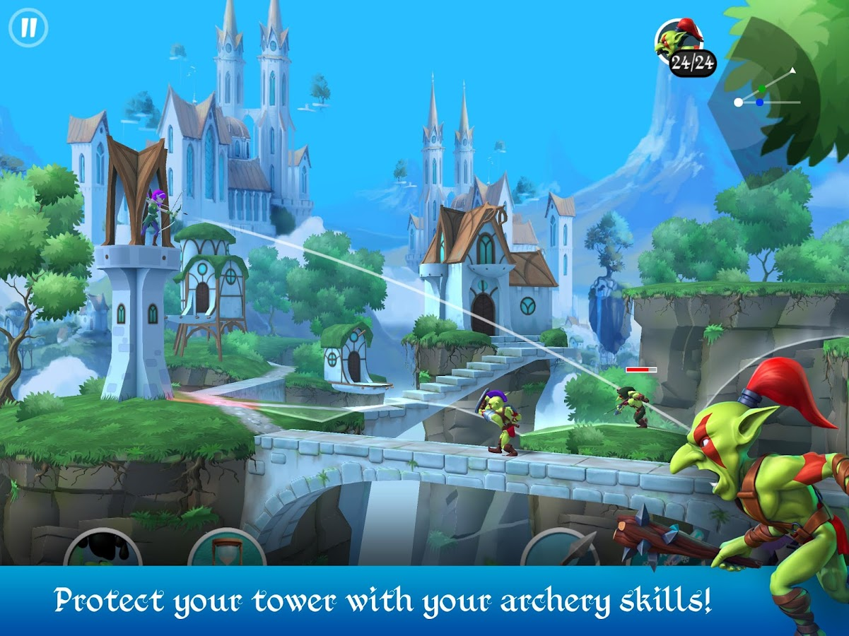 Tiny Archers- screenshot
