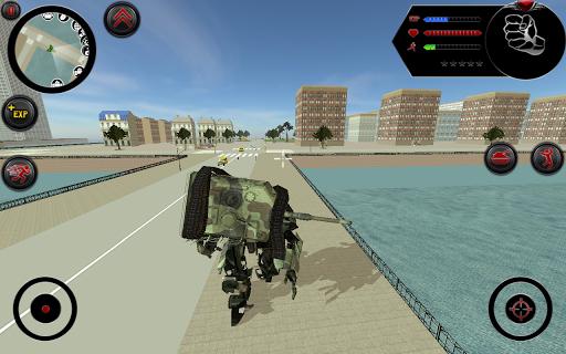 Urban War Robot Tank for PC