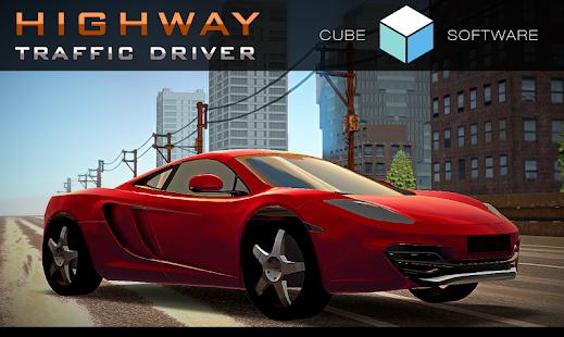 Highway Traffic Driver Screenshot