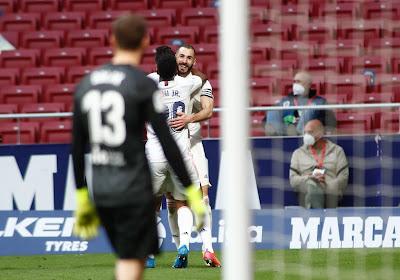 """Buteur lors du derby et sauveur du Real, Benzema était """"en colère"""""""