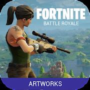 Artworks for Fortnit royale-battle