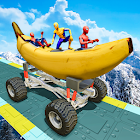 Banana Racing : Kids Fun Games icon