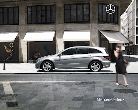 Photo: 2009 Mercedes-Benz R-Class