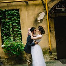 Wedding photographer Nika Maksimyuk (ilunawolf). Photo of 27.08.2018